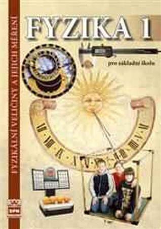 Tesař Jiří, Jáchim František: Fyzika 1 pro základní školy - Fyzikální veličiny a jejich měření
