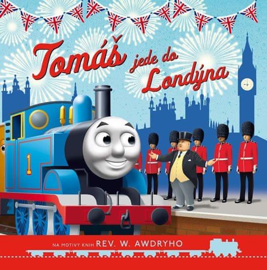 Mattel: Mašinka Tomáš jede do Londýna