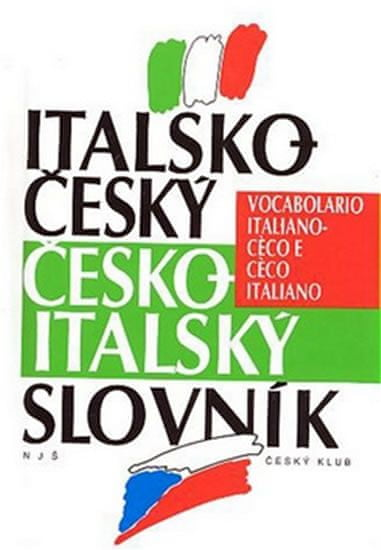 Bezděk Zdeněk: Italsko-český/česko-italský slovník-5.vy
