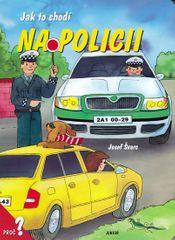 Winklerová Dana: Jak to chodí na policii /leporelo