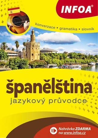 Navrátilová Jana: Jazykový průvodce - španělština