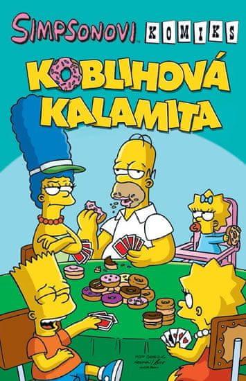Groening Matt: Simpsonovi - Koblihová kalamita