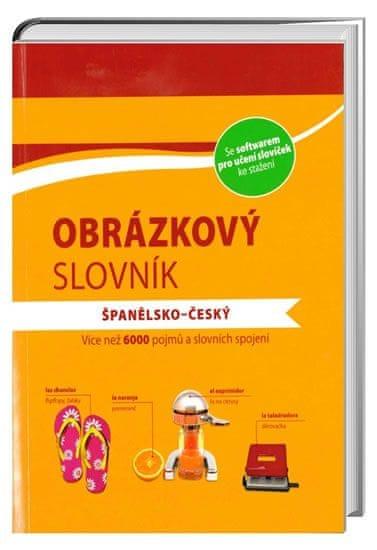 Obrázkový slovník španělsko-český