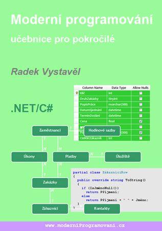 Vystavěl Radek: Moderní programování – učebnice pro pokročilé