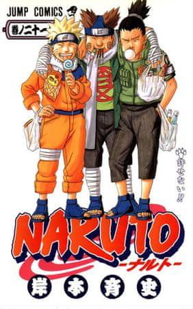 Kišimoto Masaši: Naruto 21 - Neodpustitelné