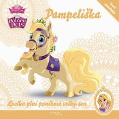 Disney Walt: Palace Pets Pampeliška - Locika plní poníkovi velký sen