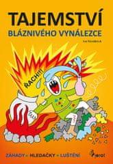 Nováková Iva: Tajemství bláznivého vynálezce