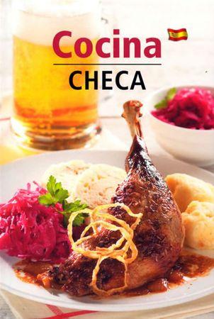 Filipová Lea: Cocina Checa - Česká kuchyně