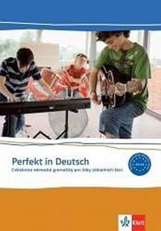Mouriki Marina, Chimara Ulla-Britta: Perfekt in Deutsch - Cvičebnice německé gramatiky pro žáky ZŠ