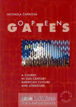 Čaňková M.: Open Gates – Americká literatura 20. století