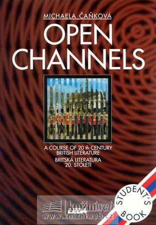 Čaňková M.: Open Channels - Britská literatura 20. století
