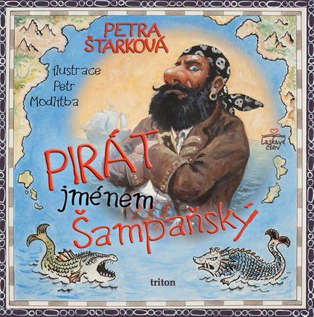 Štarková Petra: Pirát jménem Šampaňský