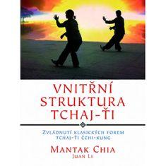 Chia Mantak, Li Juan,: Vnitřní struktura Tchaj-Ťi - Zvládnutí klasických forem Tchaj-Ťi Čchi-kung