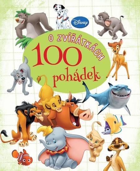 Disney Walt: 100 pohádek o zvířátkách