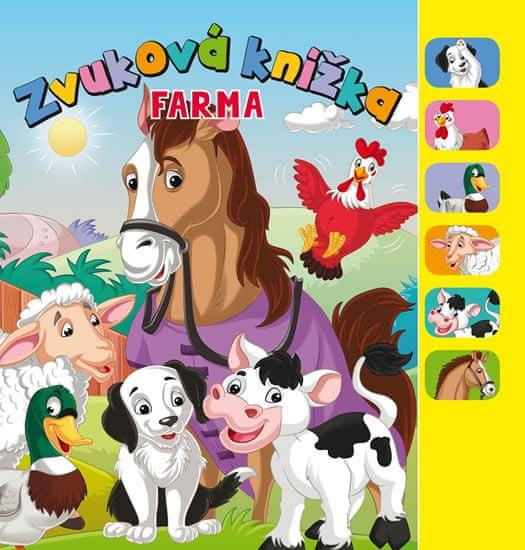 Farma - Zvuková knížka