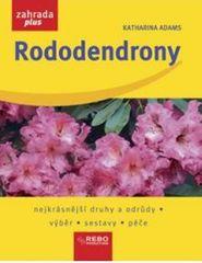 Adamsová Katharina: Rododendrony - dotisk 1.vydání