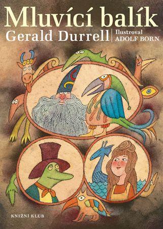 Durrell Gerald: Mluvící balík