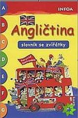 Angličtina - slovník se zvířátky