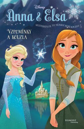 Disney Walt: Ledové království Anna a Elsa - Vzpomínky a kouzla