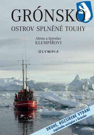 Klempířovi Alena a Jaroslav: Grónsko - Ostrov splněné touhy