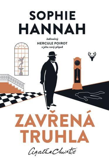 Hannah Sophie: Poirot: Zavřená truhla
