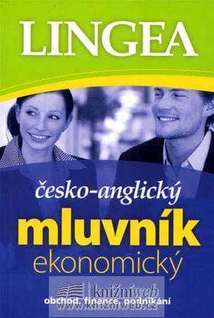 Česko-anglický mluvník ekonomický ... obchod, finance, podnikání