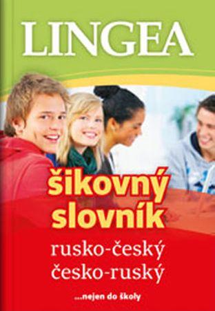 Rusko-český, česko-ruský šikovný slovník...… nejen do školy