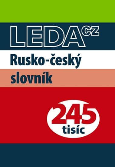 Rusko-český slovník - 245 tisíc