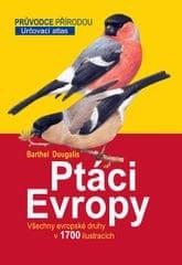 Barthel Peter H., Dougalis Paschalis: Ptáci Evropy - Určovací atlas