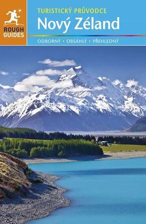 kolektiv autorů: Nový Zéland - Turistický průvodce