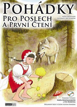 Smyslilová Alena: Pohádky pro poslech a první čtení + CD