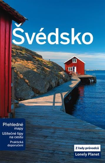 Švédsko - Lonely Planet - 2. vydání