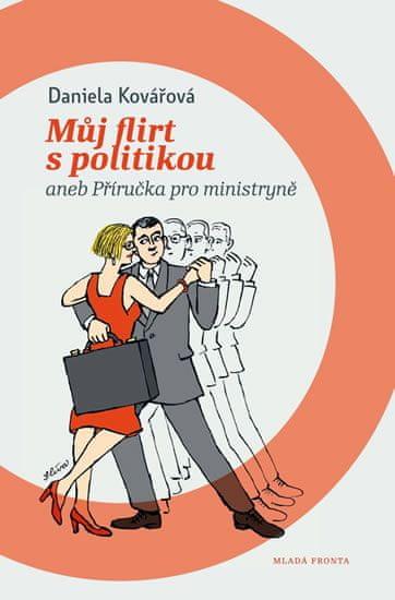 Kovářová Daniela: Můj flirt s politikou aneb Příručka pro ministryně