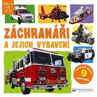 Záchranáři a jejich vybavení