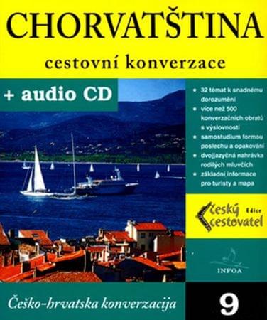 kolektiv autorů: Chorvatština - cestovní konverzace + CD