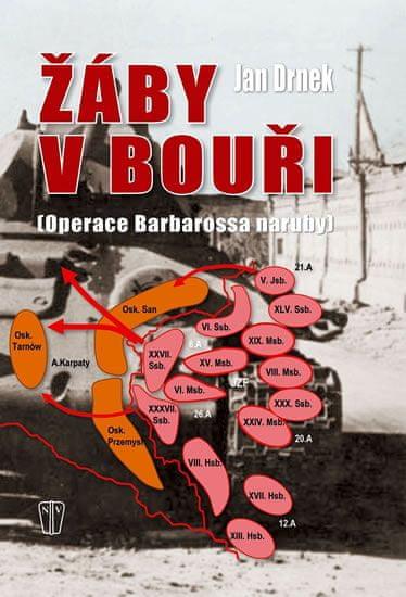 Drnek Jan: Žáby v bouři - Operace Barbarossa naruby
