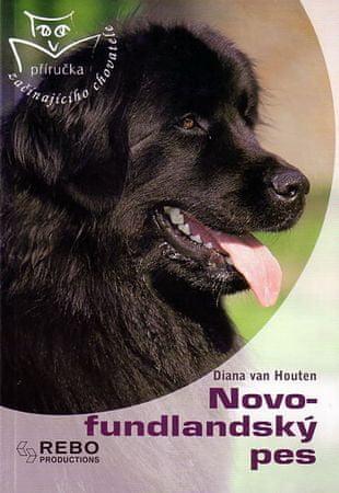Houten Diana van: Novofundlandský pes - Příručka začínajícího chovatele