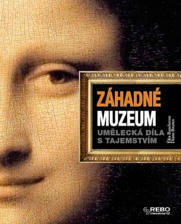Baucheron Éléa, Routex Diane: Záhadné muzeum - Umělecká díla s tajemstvím