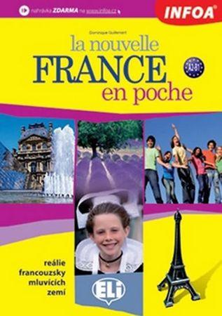 Guillemant Dominique: La nouvelle France en poche - francouzské reálie