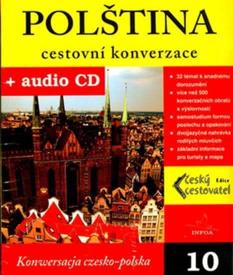 kolektiv autorů: Polština - cestovní konverzace + CD