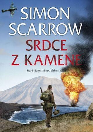 Scarrow Simon: Srdce z kamene