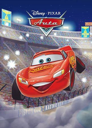Disney - Pixar: Auta - Filmový příběh
