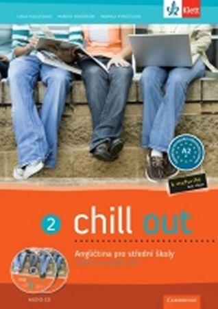 Tkadlečková C., Perná T., Krulišová D.: Chill out 2 - Angličtina pro SOŠ a SOU - učebnice+PS+2CD