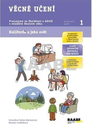 Pavlas Martanová Veronika: Věcné učení - Pracovní sešit 1