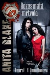 Hamiltonová Laurell K.: Anita Blake  2 - Rozesmátá mrtvola