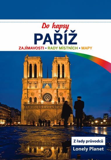 Paříž do kapsy - Lonely Planet