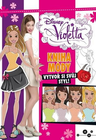 Disney Walt: Violetta - Kniha módy