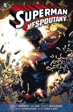 Snyder Scott, Lee Jim: Superman - Nespoutaný 2