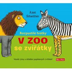 Rozpustilé hrátky na v zoo se zvířatky