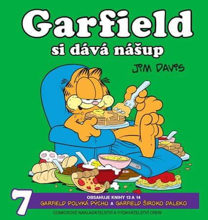 Davis Jim: Garfield si dává nášup (č.7)